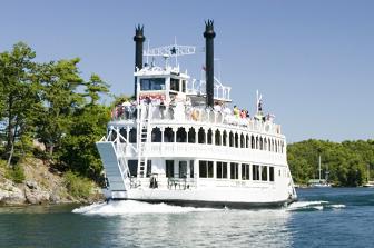 Kingston 1000 Island Cruises - Island Queen